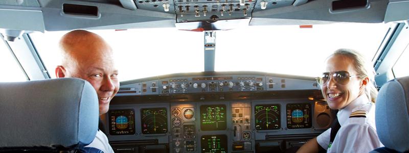 Pilotuddannelsen under pres